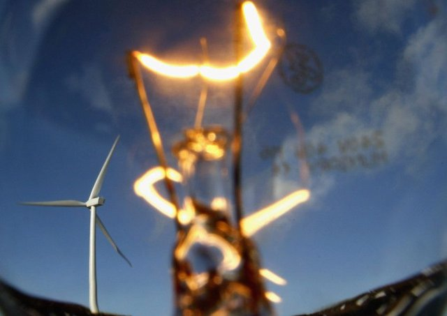 Wind turbines produced enough power to meet Scotland's entire electricity needs for a whole day for the first time ever in August last year.  Picture: Getty Images