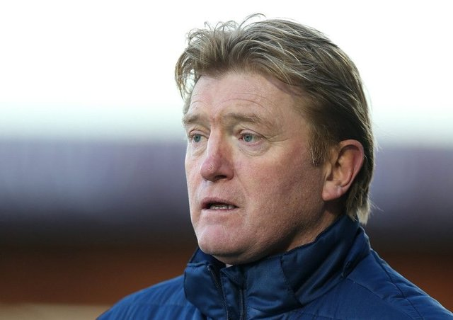 Bradford City manager Stuart McCall.  Picture: Pete Norton/Getty Images