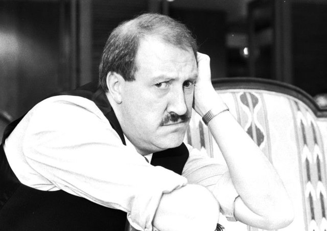 Gorden Kaye playing French cafe owner Rene Artois in TV series 'Allo 'Allo. Picture: TSPL