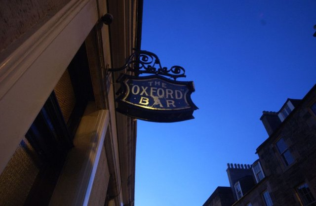 The Oxford Bar found fame as a regular setting for Ian Rankin's fictional detective, John Rebus. Picture: Phil Wilkinson