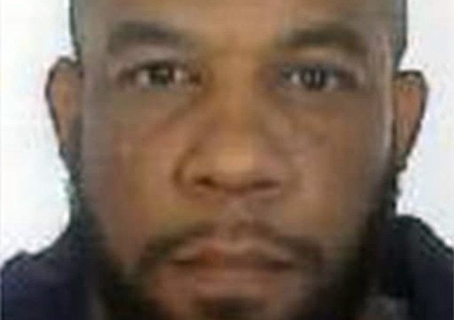 Undated Metropolitan Police handout photo of Westminster attacker Khalid Masood, who has previously gone by the names Adrian Elms and Adrian Russell Ajao. Picture; PA