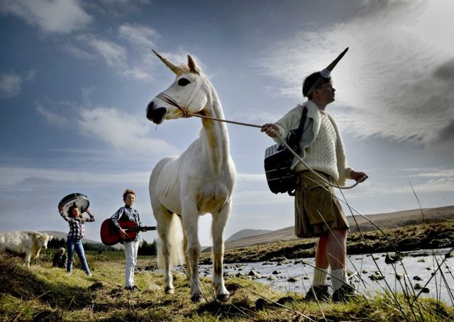 Unicorns Are Alive And Well In Galloway The Scotsman