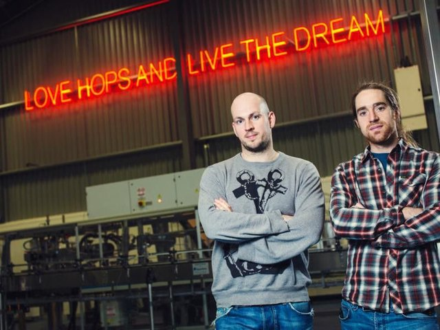 "Brewdog owns the trademark to ""punk"" in relation to beer."