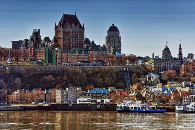 Could Scotland become a Canadian province similar to Quebec? Picture: Contributed