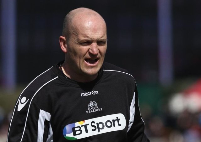 Gregor Townsend will take over as Scotland boss in May. Picture: Getty