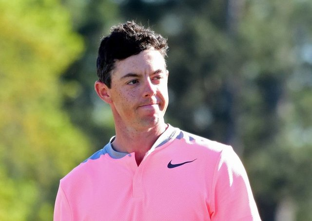 Rory McIlroy is behind schedule in his quest for a career Grand Slam. Picture: Getty.