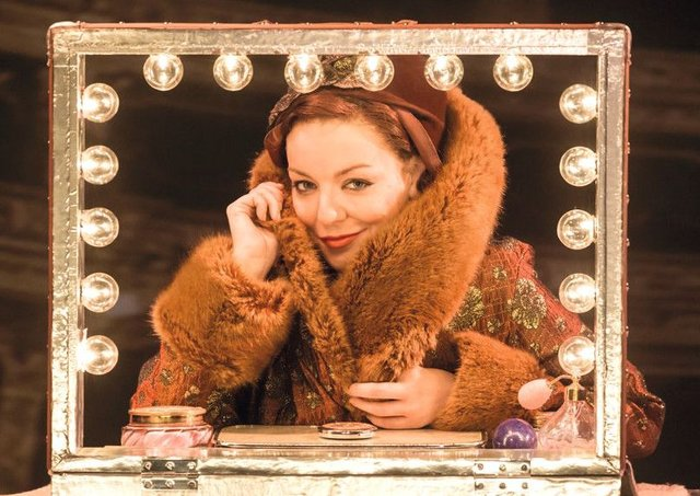 Funny Girl stars Sheridan smith