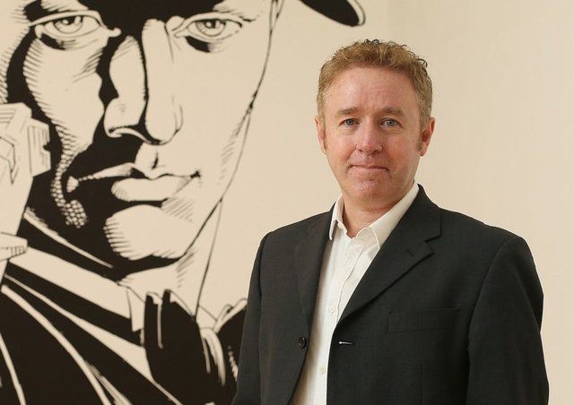 Mark Millar. Picture: PA