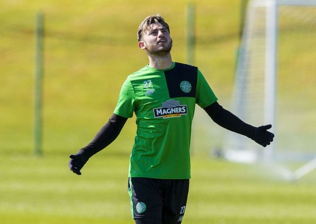 Celtic's Patrick Roberts is available to play in the Scottish Cup final. Picture: Paul Devlin/SNS