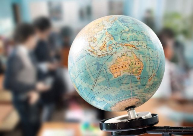 Geography provides students with an ability to discuss issues impacting on their lives