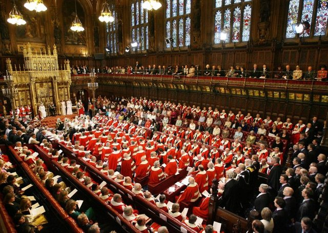 We should all have a chance of being a Lord, says Dr Jasper Kenter. Picture: Adrian Dennis AFP/Getty Images.