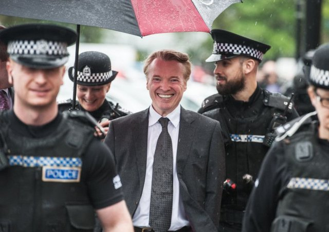 Former Rangers owner Craig Whyte has been cleared of taking over the Glasgow football club by fraud. Picture: John Devlin