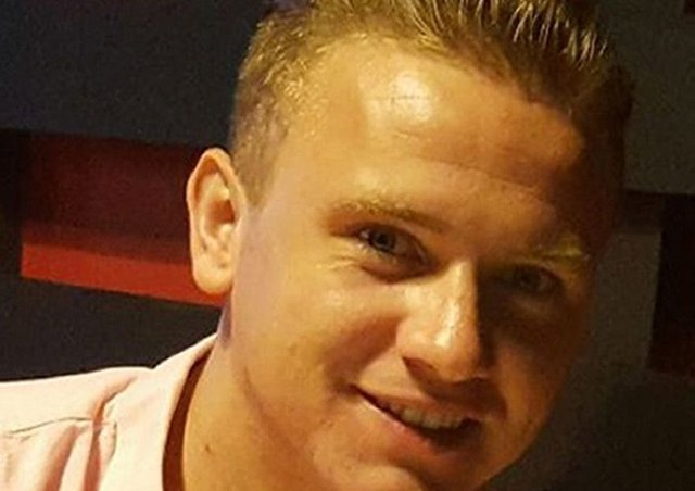 Corrie McKeague, from Fife, Scotland has been missing since September 2016. Picture: Handout