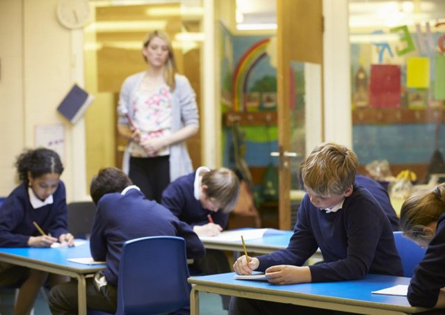 Teachers report a growing problem of poverty affecting Scots pupils. Picture: Getty Images/iStockphoto