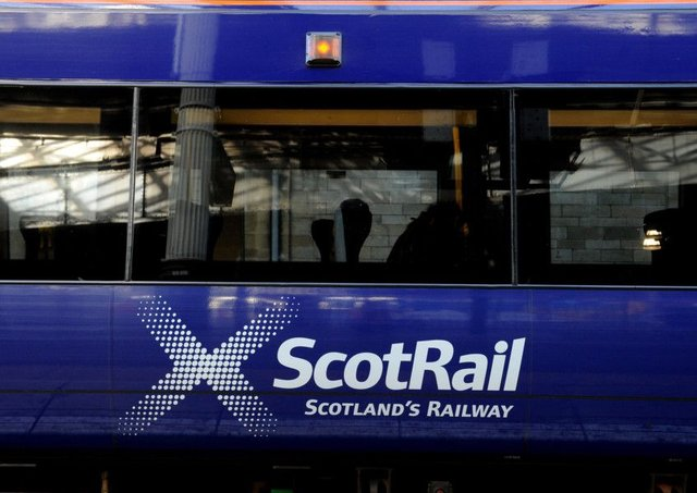 The report's findings indicate a significant improvement in customer satisfaction for ScotRail. Picture: Lisa Ferguson 08/03/2017  Scotrail train