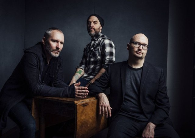 Reid Anderson, Dave King and Ethan Iverson are Bad Plus