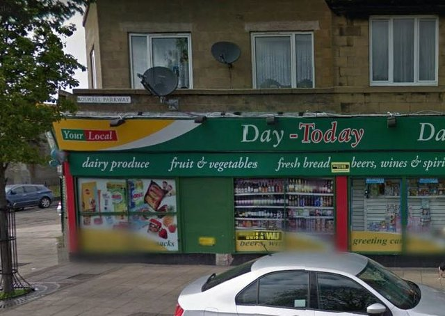 The Day-Today store on Boswell Parkway was broken into. Picture: Google.
