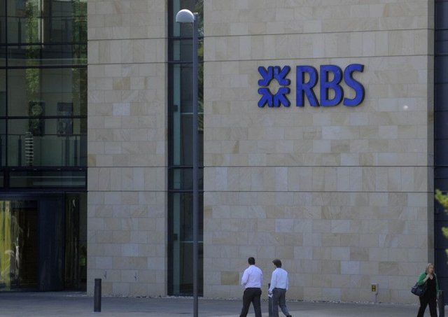 More than 800 IT jobs at Royal Bank of Scotland have been put at risk as part of a major reorganisation proposed by the lender. Picture: Ian Rutherford