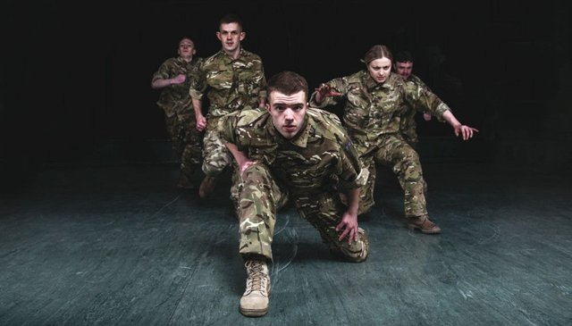 5 Soldiers looks at the physicality of the job and the impact of injury. Picture: Contributed