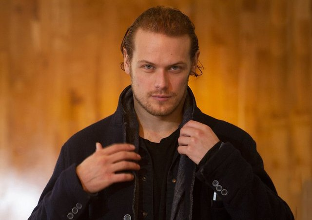 Sam Heughan has opened up on his love for Edinburgh and Scotland, and his passion for whisky. Picture: John Devlin