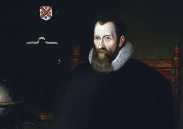 Mathematician and theologian John Napier portrayed in 1616. Picture: © The University of Edinburgh