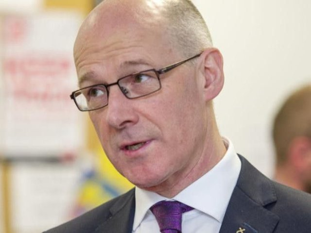 John Swinney has pledged to bring back the plans