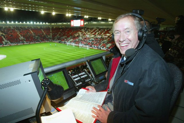 Martin Tyler. Picture: Getty