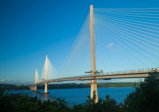 The Queensferry Crossing is destined to become an iconic symbol of modern Scotland