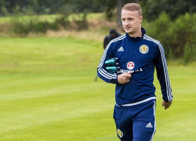 Leigh Griffiths. Picture: SNS