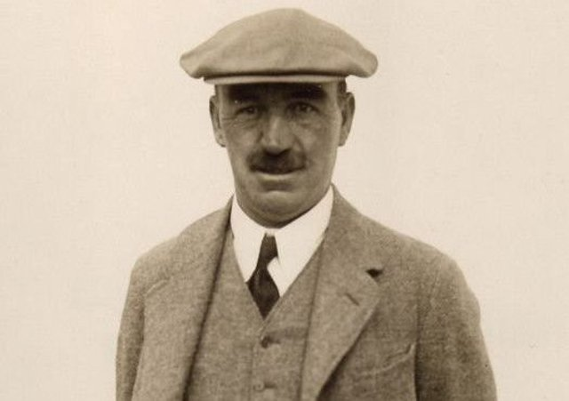 Golf course designer and qualified doctor Alister MacKenzie. Picture: Alister MacKenzie Society