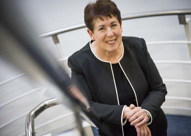 ScotlandIS, led by Polly Purvis, is targeting opportunities around smart transport and cities. Picture: Chris Watt