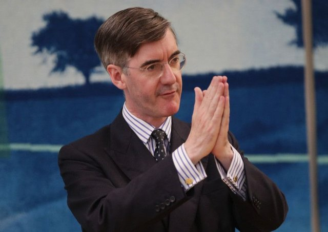 Leading Brexiteer Jacob Rees-Mogg. Picture: Yui Mok/PA Wire