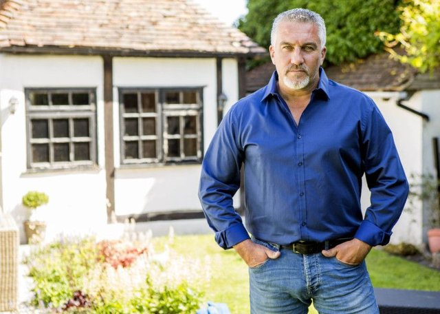 File photo of Paul Hollywood. The GBBO star said he is 'absolutely devastated' to have caused offence. Picture: Contributed