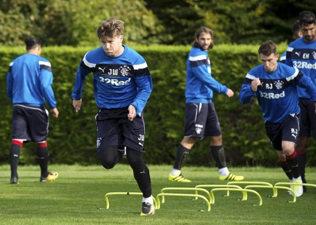 Josh Windass is free to face Celtic after the SFA decided he had no case to answer. Picture: SNS Group