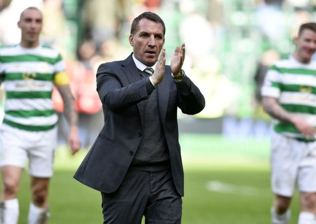 Brendan Rodgers is realistic about the possibility of Celtic playing in the English Premier League. Picture: SNS Group