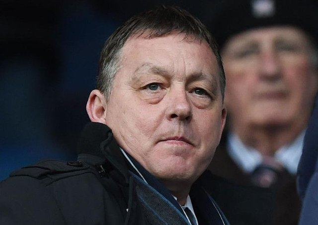 Billy Davies is no longer in contention for the Rangers job.