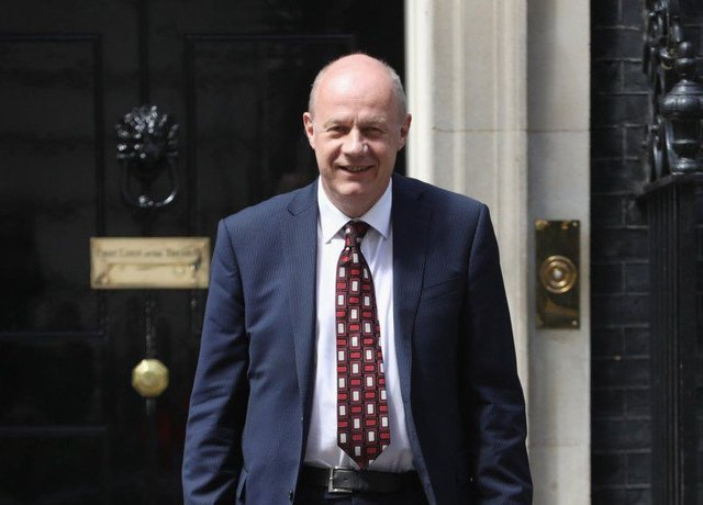 Damian Green.  (Photo by Dan Kitwood/Getty Images)