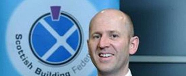 Vaughan Hart of the Scottish Building Federation