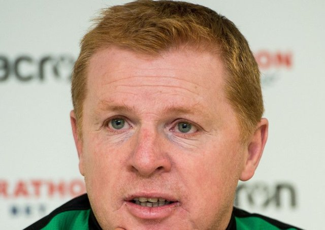 Hibs boss Neil Lennon says signing on-loan winger Brandon Barker on a permanent deal would be difficult. Picture: SNS