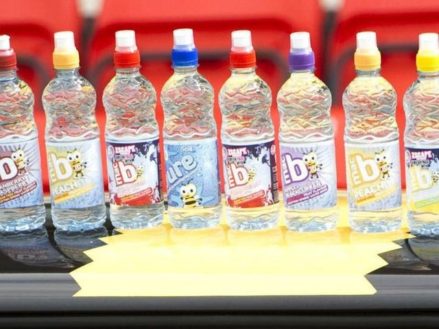 MacB water is one of the products made by Cott, which plans to merge with Refresco.
