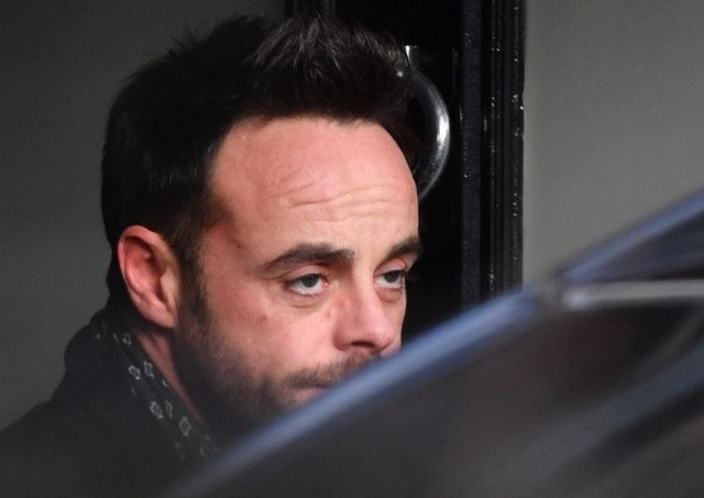 TV star Ant McPartlin is due to appear in court charged with drink-driving. Picture: John Stillwell/PA Wire