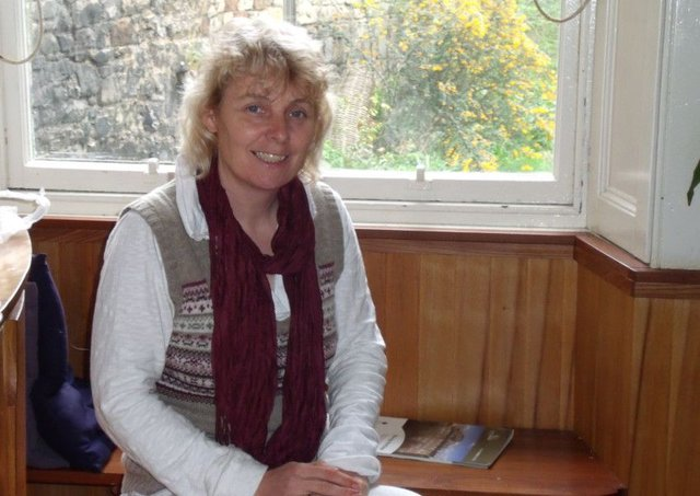 Clare Symonds of Planning Democracy, Deputy Convenor of LINKs Planning Group.