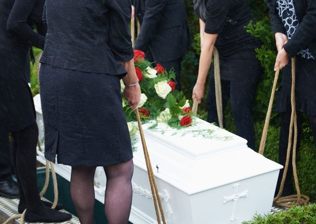 Parents should not have to find thousands of pounds to pay for a child's funeral