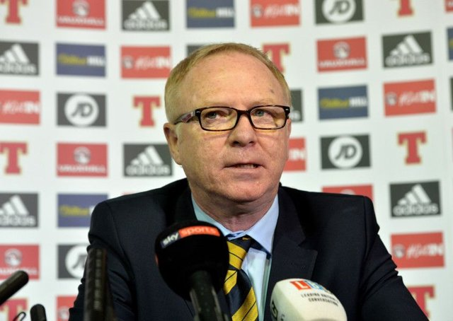 Alex McLeish recalls watching the dire defeat by Peru at the 1978 World Cup on television. Photograph: SNS
