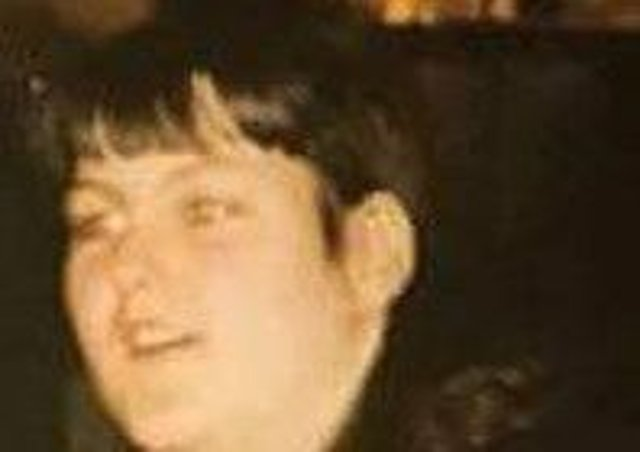 Margaret Fleming, 36, was reported missing on October 28, 2016 by two carers, who are the only people to have seen her since 1999. Picture: PA Wire