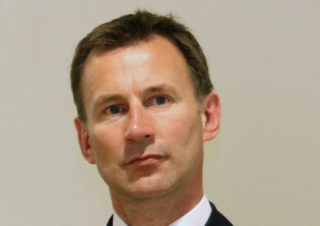 Health Secretary Jeremy Hunt will not be further penalised over his property non-disclosure