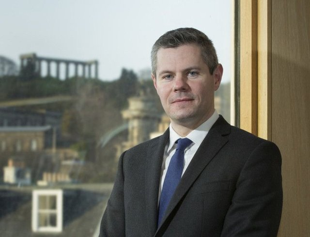 Finance Secretary Derek Mackay has set out his strategy to tackle a 1.7 billion black hole in Scotland's public finances