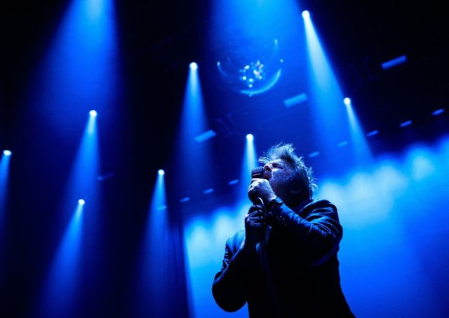 LCD frontman James Murphy saluted an audience for whom they have been returning whenever possible