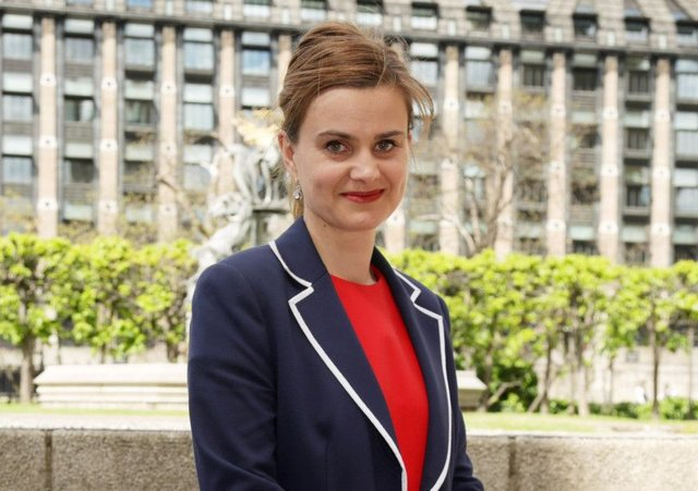 Labour MP Jo Cox was murdered in 2016