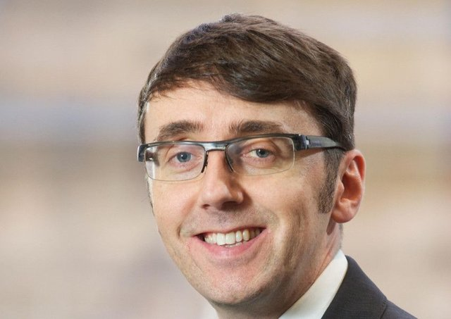 David Buchanan-Cook is head of oversight and communications at the Scottish Legal Complaints Commission.